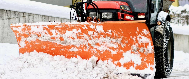 lumetõrje, lumelükkamine